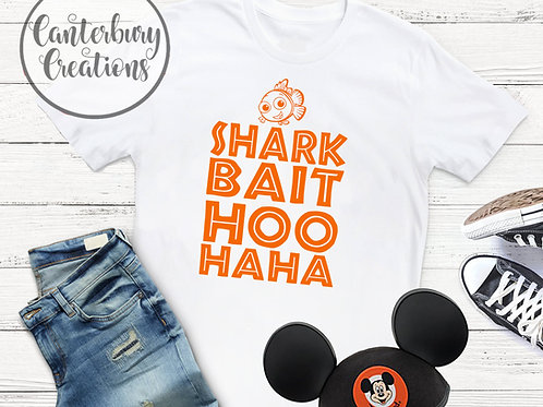 Shark Bait Hoo Haha Shirt
