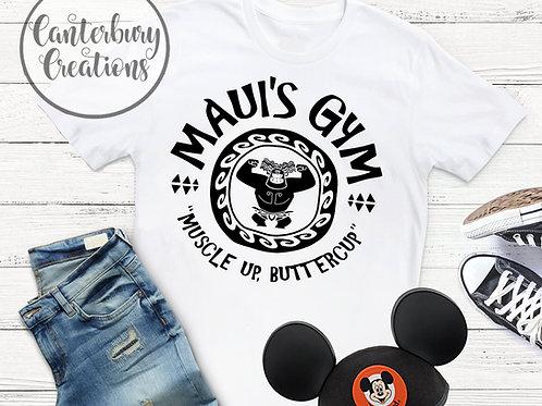 Maui's Gym Shirt