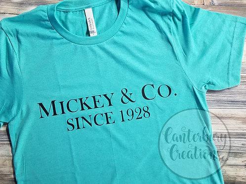 Mickey & Co Shirt