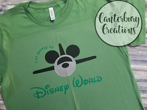 I'm going to Disney World Youth T-Shirt
