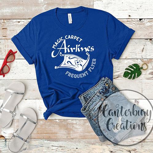Magic Carpet Airlines Shirt
