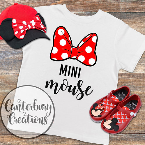 Mini Mouse Shirt