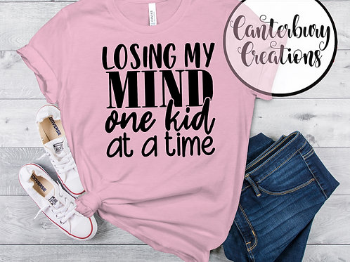 Losing my Mind Shirt