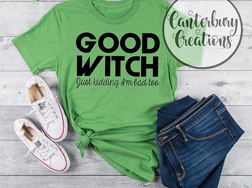 Good Witch Shirt