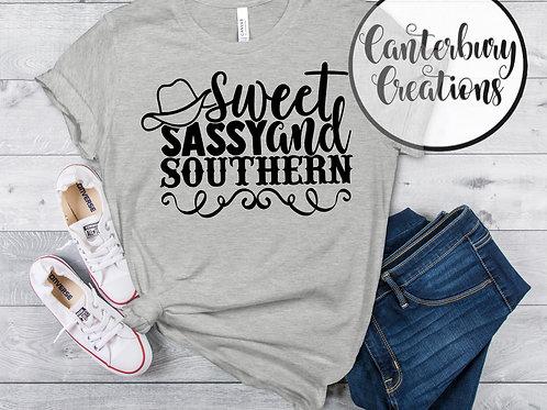 Sweet Sassy and Southern Shirt
