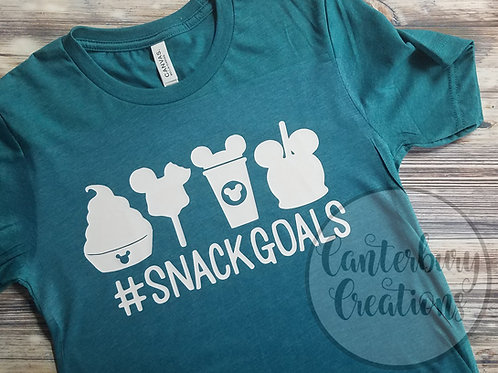 Disney Snack Goals Shirt