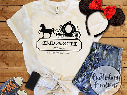 Coach Adult T-Shirt