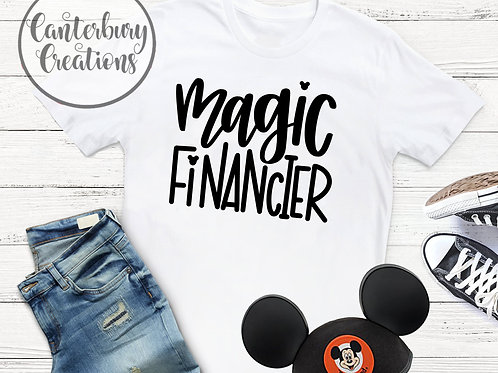 Magic Financier Shirt
