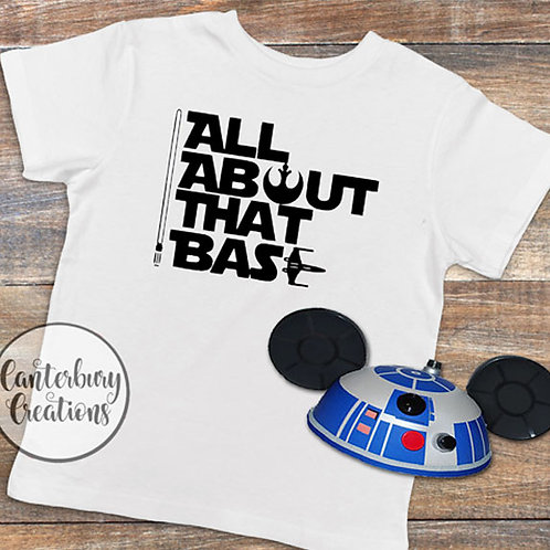 All About that Base Toddler T-Shirt