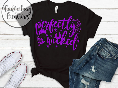 Perfectly Wicked Shirt