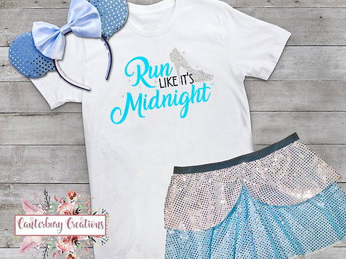 Run like it's Midnight Shirt
