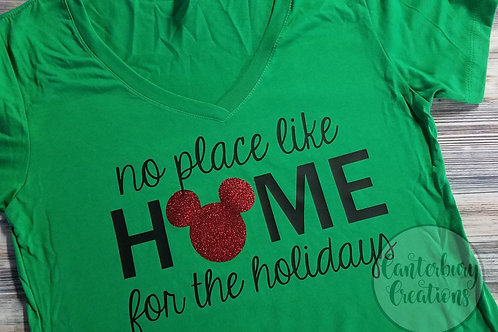 No Place like Home for the Holidays Shirt