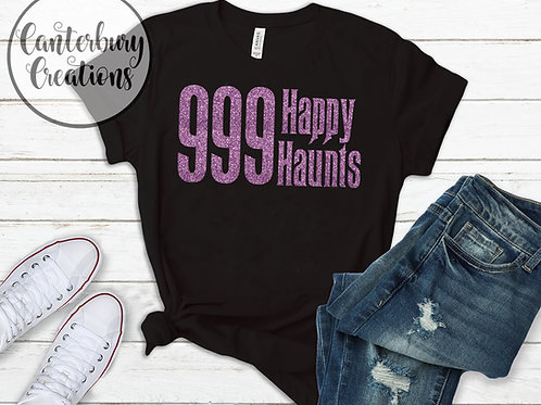 999 Haunts Shirt