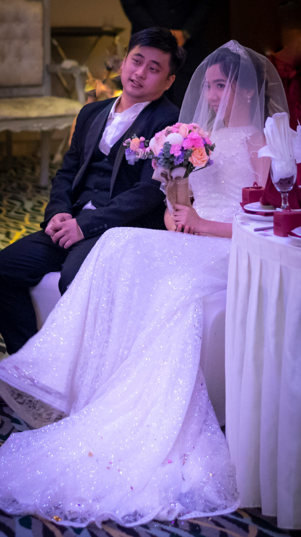 Bryan & Nina Wedding