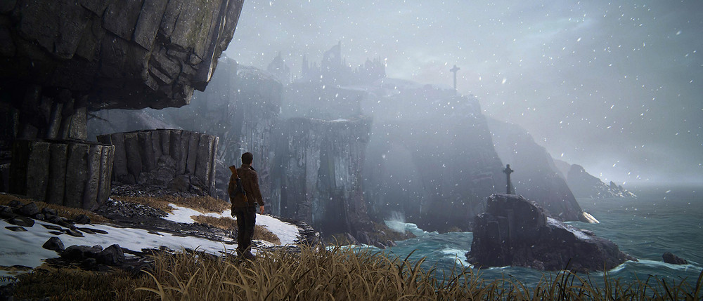 uncharted 4 image nathan drake in scotland