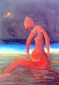 PREGNANT WOMAN I.