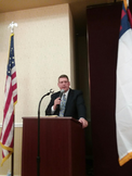 Guest Speaker Dr. Mike Wells