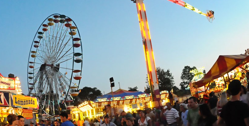 An average of 63 come to Christ at each carnival in 2018