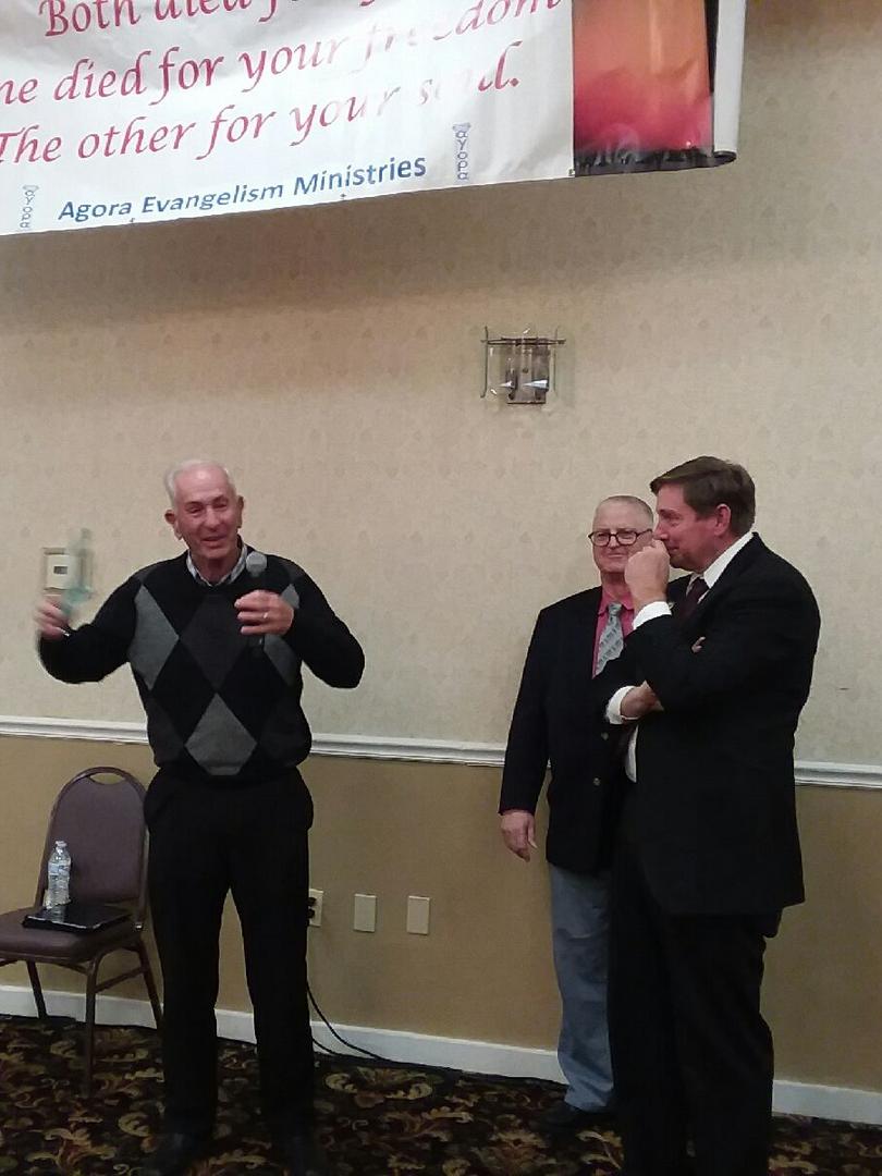 Larry Staner Award Winner Sam Stansbury