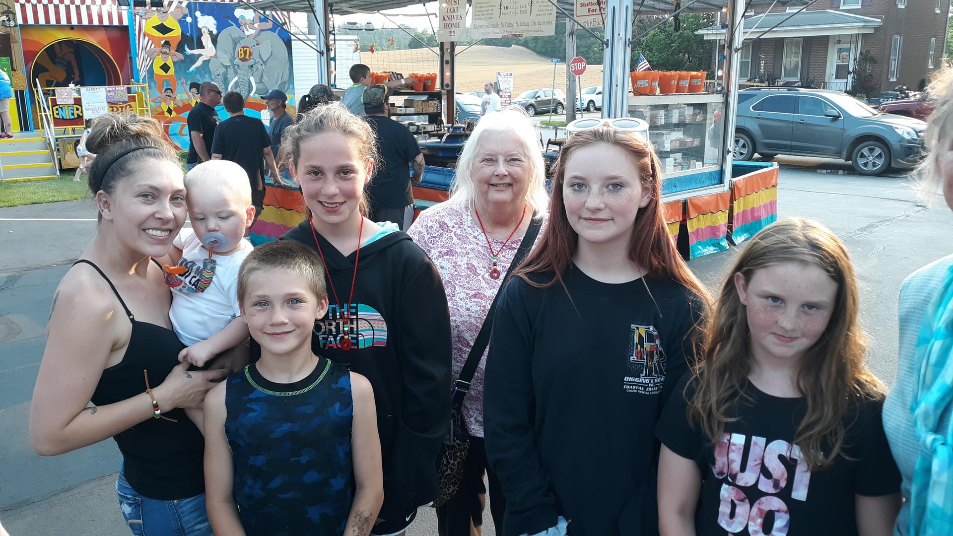 Agora Union Bridge family saved