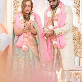 Alexa & Kabir Hindu Wedding