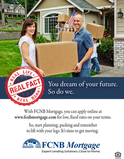 FCNB Real Life Campaign - Mortgage