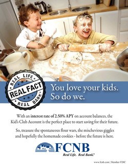 FCNB Real Life Campaign - Kid's Club