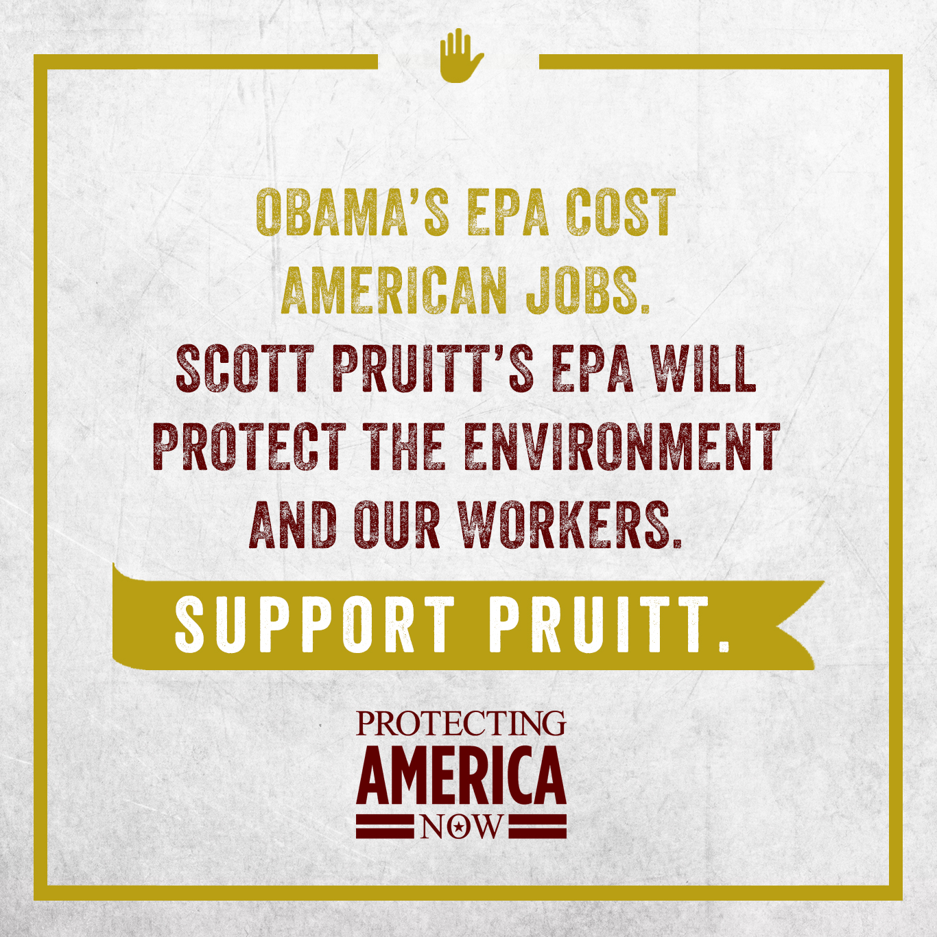 support pruitt
