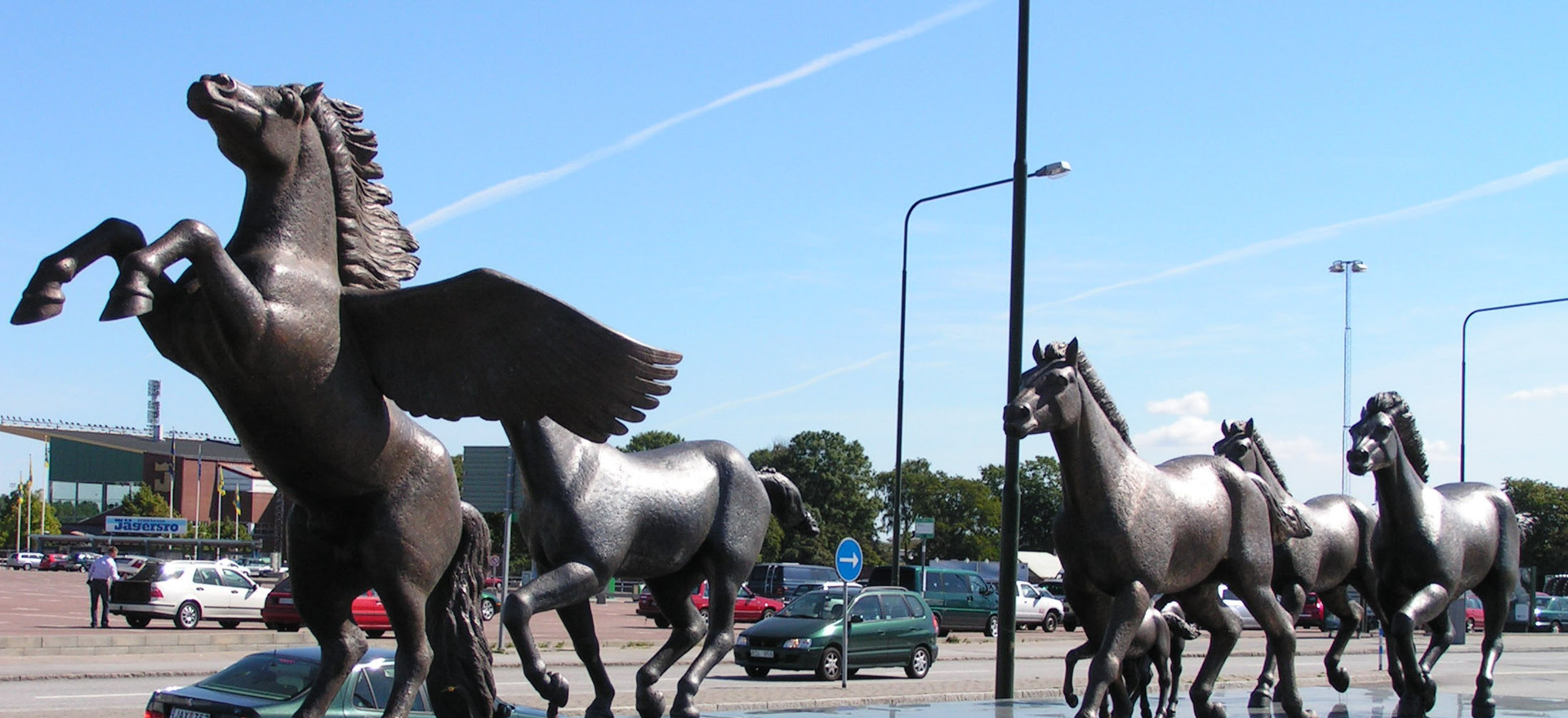 Pegasus at Jägersro