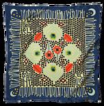 Hotel Saint Cecilia-silk scarf