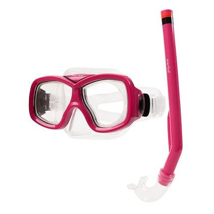 Set Mascara con Snorkel Junior para Buceo Marfed