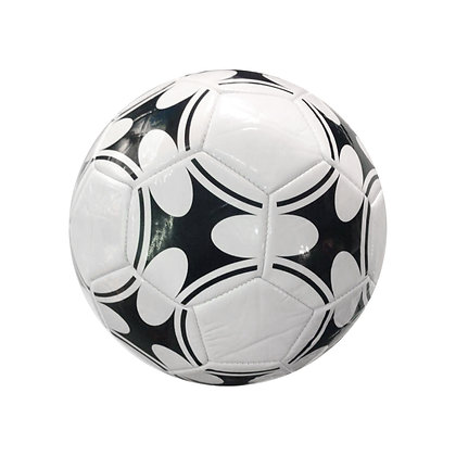 Pelota de Fútbol N°5 Cuero Sintético Cosido