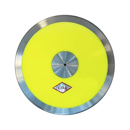 Disco de Lanzamiento para Atletismo de 1.5kg