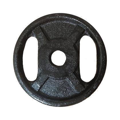 Disco con Agarre de 5kg Fundicion para Mancuerna Pesa