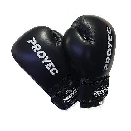 Guantes de Boxeo con Velcro Proyec Clásico 16oz