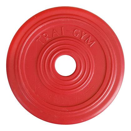 Disco de PVC de 5kg para Mancuerna Trai Gym N°3