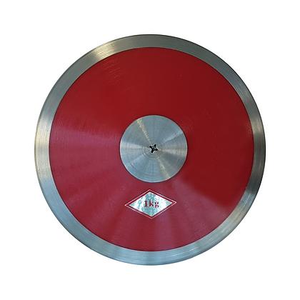 Disco de Lanzamiento para Atletismo de 1kg