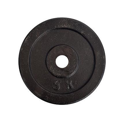 Disco de Fundición de 5kg para Pesas