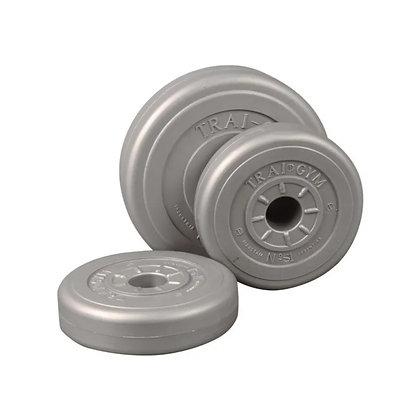 Disco de PVC de 1.25kg para Mancuerna Trai Gym N°1