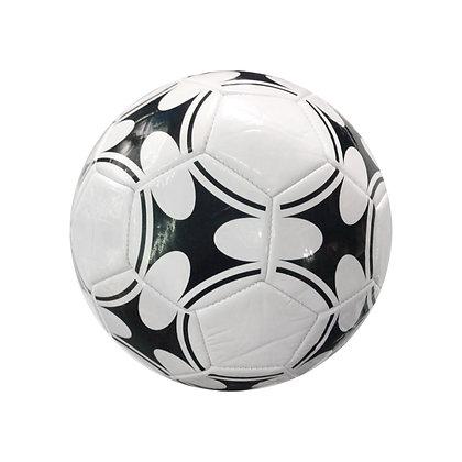 Pelota de Fútbol N°5 de Cuero Sintético Cosida