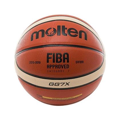 Pelota de Basquet N°7 Molten GG7X FIBA LNB