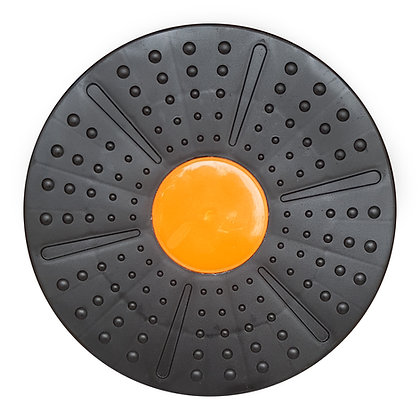 Plataforma de Equilibrio Disco de Balance Reforzado Resiste hasta120kg