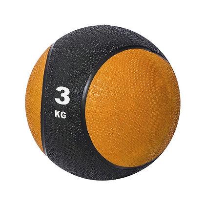 Medicine Ball de 3kg Pelota con Pique
