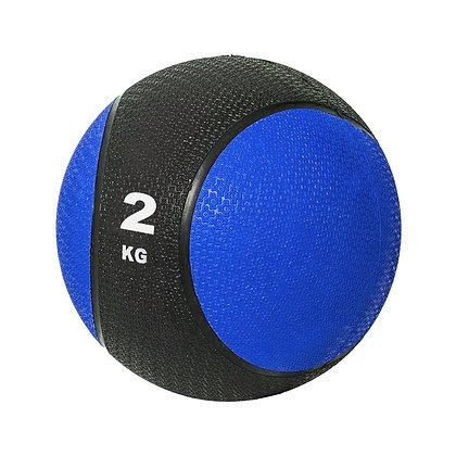 Medicine Ball de 2kg Pelota con Pique