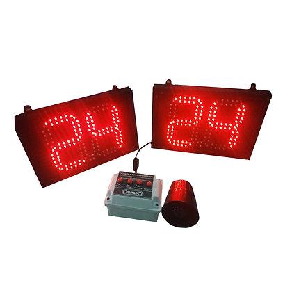 Sistema Electrónico Modelo 24/14/60