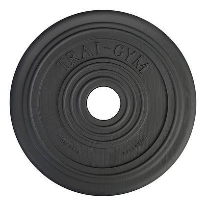 Disco de PVC de 10kg para Mancuerna Trai Gym N°5