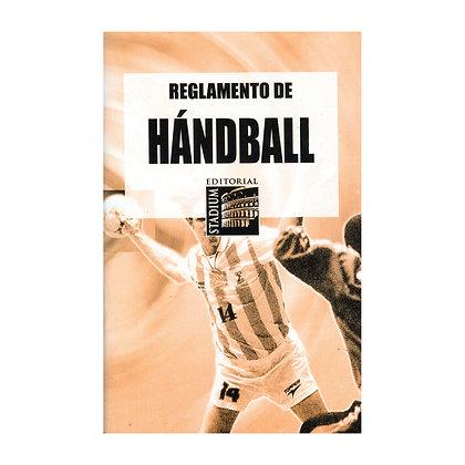 Reglamento de Handbol Editorial Stadium