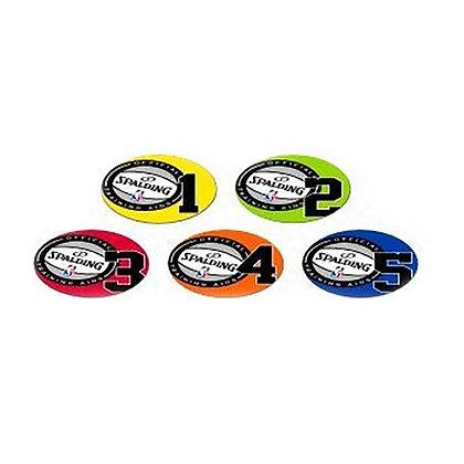 Discos para Marcación Basquet Spalding