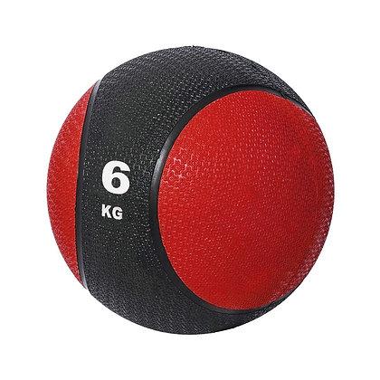 Medicine Ball de 6kg Pelota con Pique