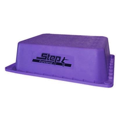 Step Funcional De Gimnasia Fitness Antideslizante Reforzado